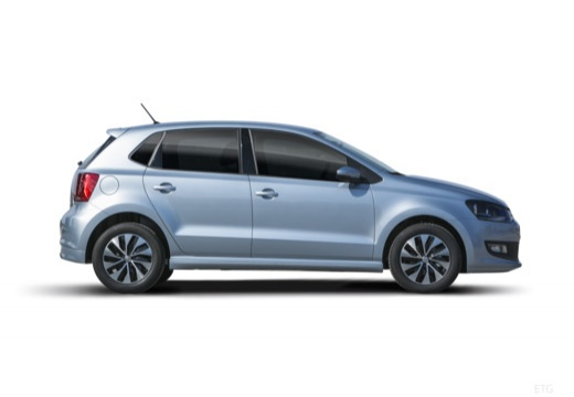 VW Polo 1.4 TSI ACT DSG (2014-2017) Seite rechts