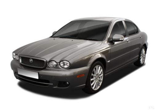 Jaguar X-Type 2.2 Diesel Aut. (2008-2009) Front + links