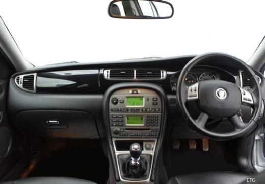 Jaguar X-Type 2.2 Diesel (2008-2009) Armaturenbrett
