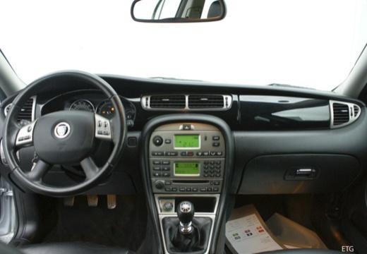 Jaguar X-Type Estate 2.2 Diesel (2008-2009) Armaturenbrett