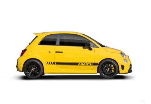 Fiat 595 (2016-2016) Seite rechts