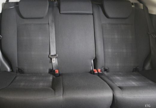 Mercedes-Benz A 170 (2008-2009) Innenraum