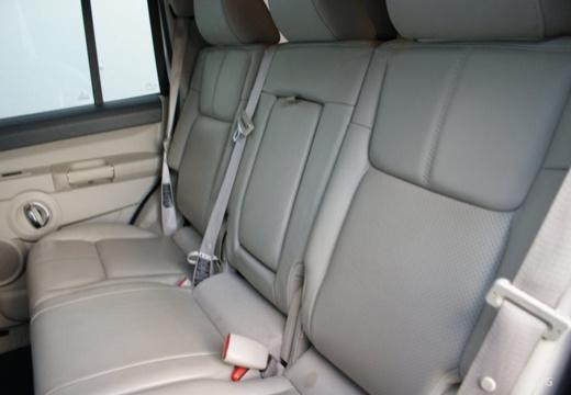Jeep Commander 5.7 V8 HEMI Automatik (2006-2009) Innenraum