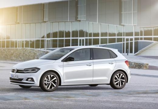 VW Polo 1.0 (seit 2017) Seite links