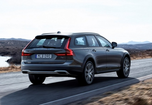 Volvo V90 Cross Country T5 AWD Geartronic (seit 2016) Heck + rechts