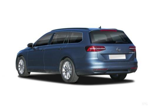 VW Passat Variant 1.4 TSI BlueMotion Technology DSG (2015-2016) Heck + links