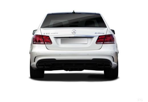 Mercedes-Benz AMG E 63 4Matic AMG Speedshift 9G-MCT (2017-2017) Heck