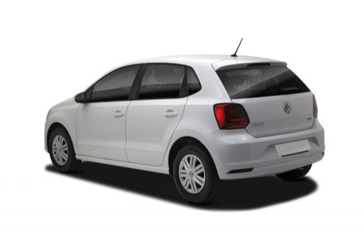 VW Polo 1.0 (2016-2017) Heck + links