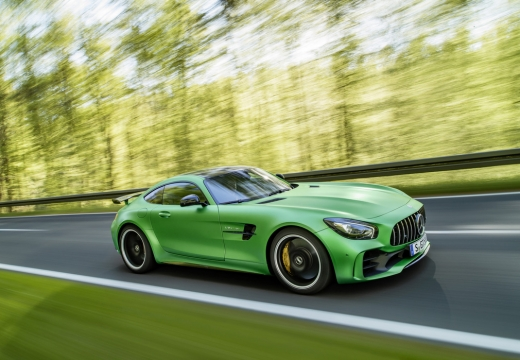 Mercedes-Benz AMG GT R Coupe AMG Speedshift 7G-DCT (2016-2016) Front + rechts