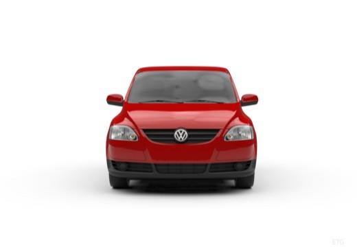 VW Fox 1.2 (2010-2011) Front