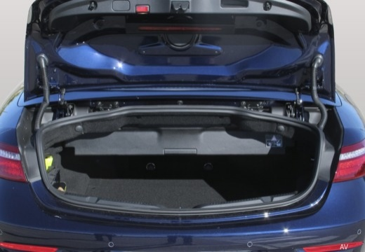 Mercedes-Benz E 200 4Matic Cabrio 9G-TRONIC (seit 2017) Laderaum