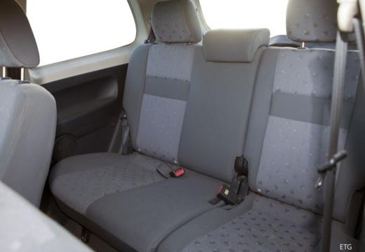 Hyundai Getz 1.6 (2002-2005) Innenraum