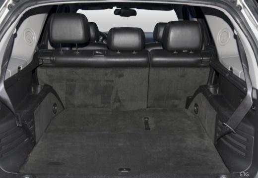 Cadillac SRX 4.6 V8 AWD (2007-2009) Laderaum