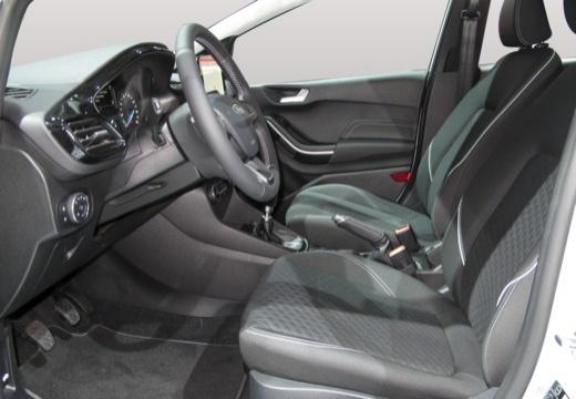Ford Fiesta 1.5 TDCi S&S (seit 2017) Innenraum