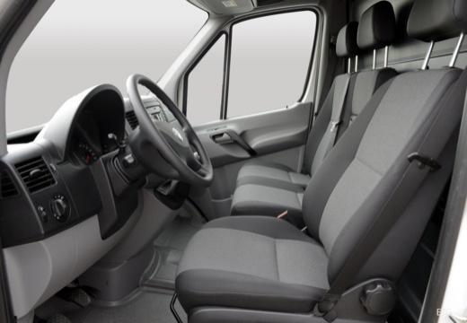 VW Crafter 35 TDI (2016-2016) Innenraum