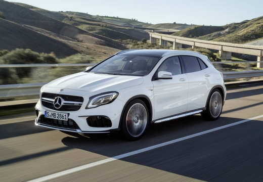 Mercedes-Benz GLA 45