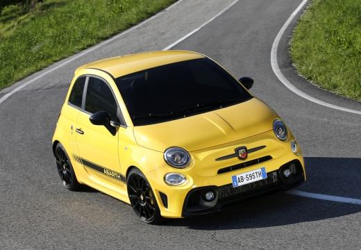 Fiat 595 (2016-2016) Aufsicht Front