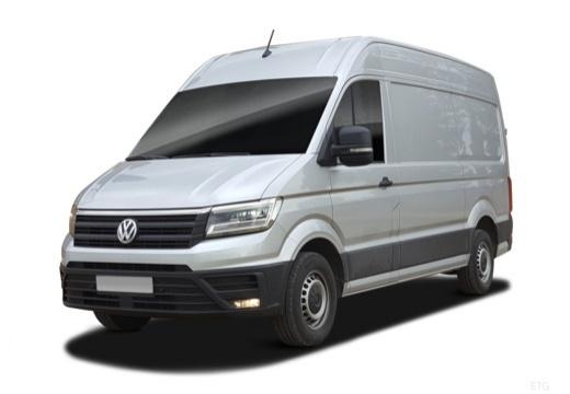 VW Crafter 30 TDI VA (seit 2017) Front + links