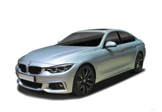 BMW 430i Gran Coupe Aut. (seit 2016) Front + links