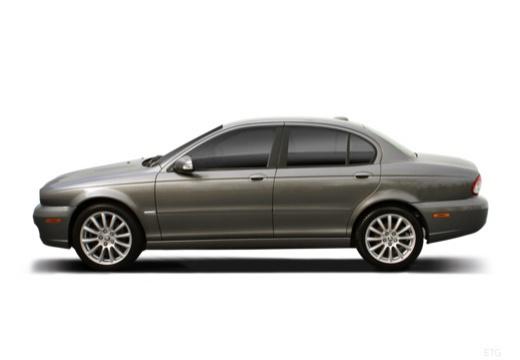 Jaguar X-Type 3.0 V6 (2008-2008) Seite links