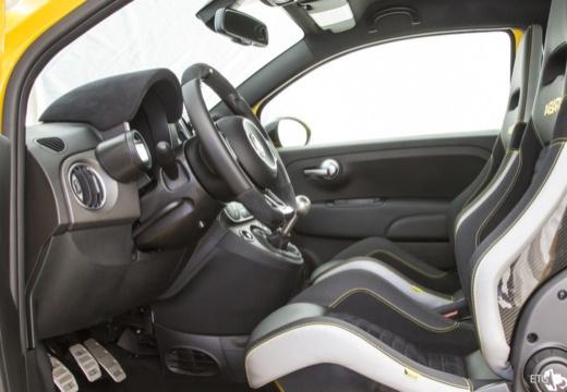 Fiat 595 (2016-2016) Innenraum