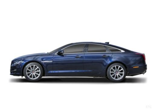 Jaguar XJ 3.0 V6 Kompressor AWD (seit 2015) Seite links