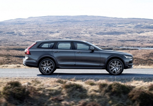 Volvo V90 Cross Country T5 AWD Geartronic (seit 2016) Seite rechts