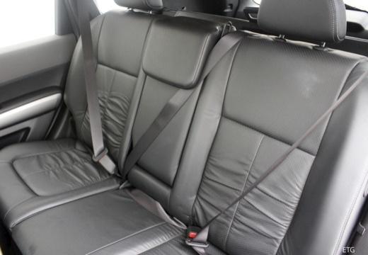 Nissan X-Trail 2.5 4x4 CVT-Automatik (2007-2009) Innenraum