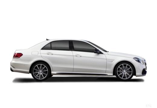 Mercedes-Benz AMG E 63 S 4Matic AMG Speedshift 9G-MCT (seit 2017) Seite rechts