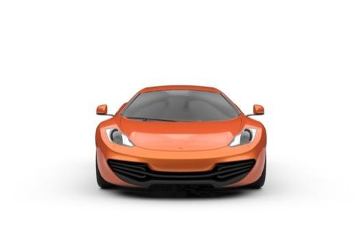 McLaren 650S Coupe (2014-2014) Front