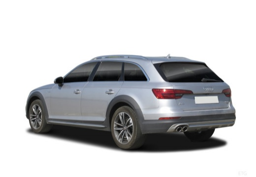 Audi A4 allroad quattro 2.0 TDI S tronic (2016-2016) Heck + links
