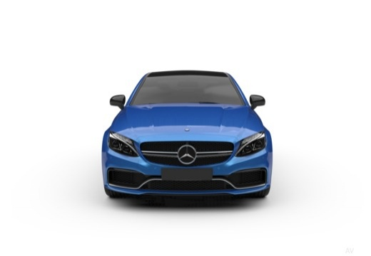 Mercedes-Benz AMG C 43 Coupe 4Matic 9G-TRONIC (2017-2017) Front