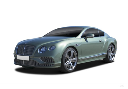 Bentley Continental GT Speed Convertible (2016-2016) Front + links