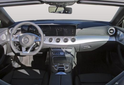 Mercedes-Benz E 200 4Matic Cabrio 9G-TRONIC (seit 2017) Armaturenbrett