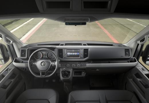 VW Crafter 30 TDI (seit 2016) Armaturenbrett