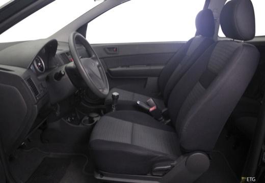 Hyundai Getz 1.5 CRDi VGT (2005-2009) Innenraum