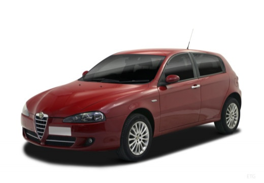 alfa romeo 147 tests erfahrungen. Black Bedroom Furniture Sets. Home Design Ideas