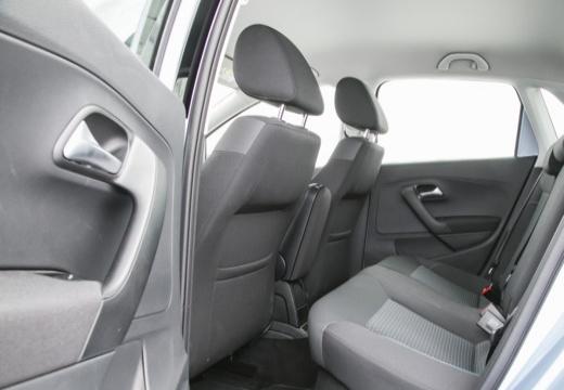 VW Polo 1.4 TSI ACT DSG (2014-2017) Innenraum