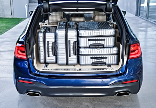 BMW 540i xDrive Touring Aut. (seit 2017) Laderaum