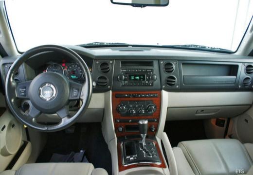 Jeep Commander 5.7 V8 HEMI Automatik (2006-2009) Armaturenbrett