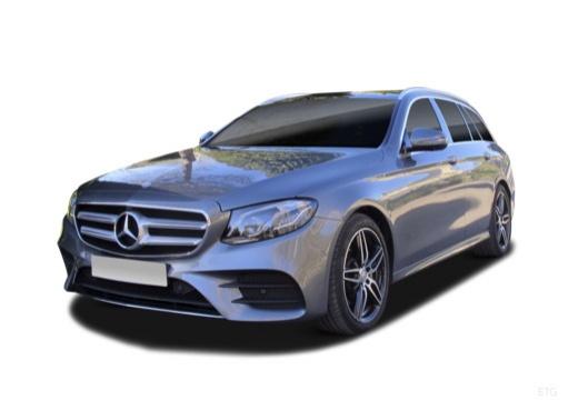 Mercedes-Benz E 200 T 9G-TRONIC (seit 2016) Front + links