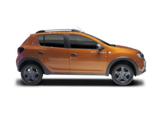 Dacia Sandero Stepway TCe 90 S&S (2017-2017) Seite rechts