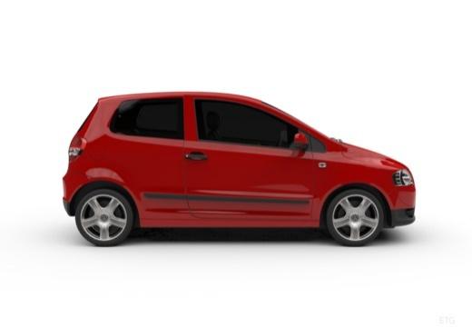 VW Fox 1.2 (2010-2011) Seite rechts