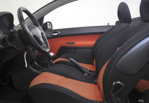 bildergalerie peugeot 206 cabrio 2000 2007. Black Bedroom Furniture Sets. Home Design Ideas