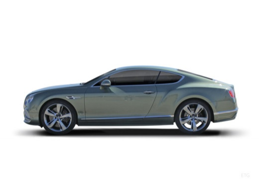 Bentley Continental GT Speed Convertible (2016-2016) Seite links
