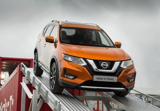 Nissan X-Trail 1.6 DIG-T (seit 2017) Front + rechts