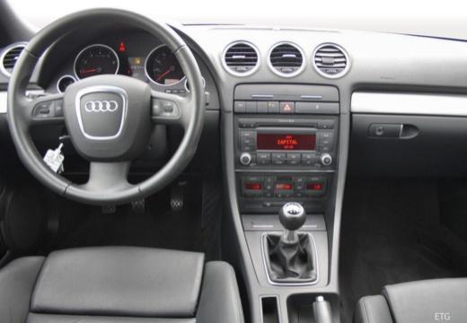 Audi A4 Cabriolet 3.2 FSI quattro (2005-2008) Armaturenbrett