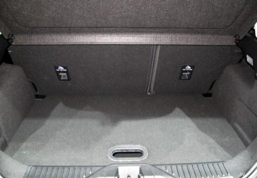 Ford Fiesta 1.5 TDCi S&S (seit 2017) Laderaum