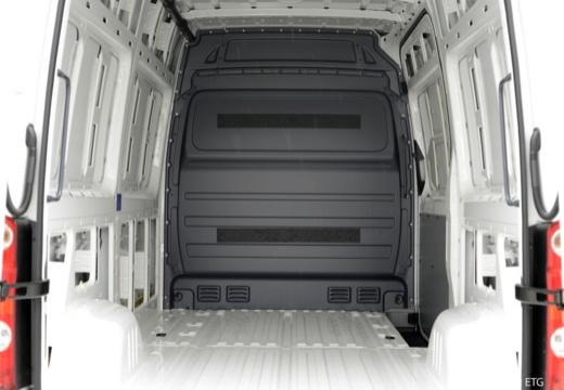 VW Crafter 35 TDI (2016-2016) Laderaum