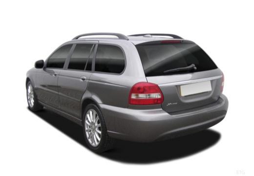 Jaguar X-Type Estate 2.2 Diesel (2008-2009) Heck + links